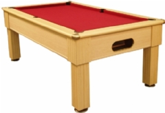 Optima Pool : Paris Domestic Pool Table