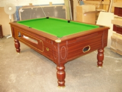 Optima Pool : Tournament Refurbished Pool Table