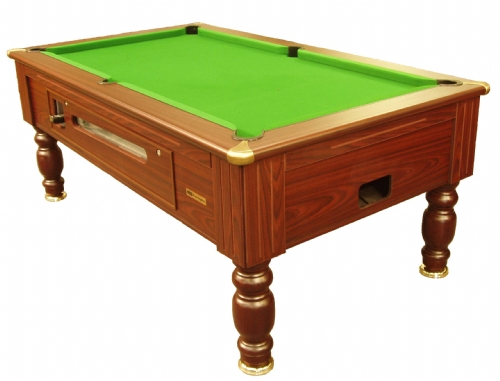 Kensington Pool Table English Coin Operated Pool Tables Kensington - Kensington pool table